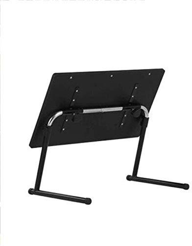 Mesa plegable de mesa con elevación que se puede mover plegable, para escritorio, mesita de noche, sofá, escritorio lateral para ordenador, ahorra espacio.