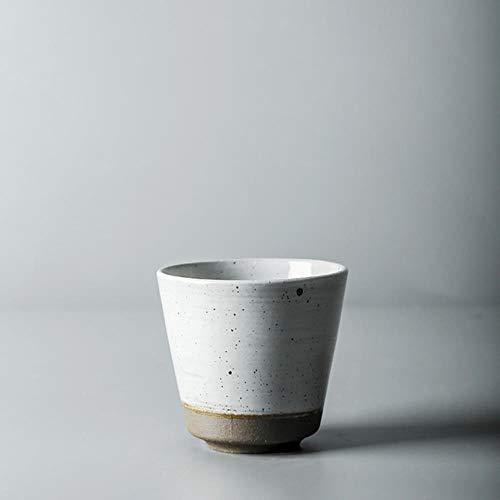 VINER Tea Cup 230ml Cup Japanese Pottery Tea Bowl Tazas de cerámica Vintage Teacup Kung Fu Teaware Drinkware Container, Teacup