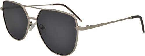 SQUAD Polarizadas Gafas de sol para Hombre y Mujer, Fashion Cuadradas, protección UV400 Con cierre de aro, Unisex