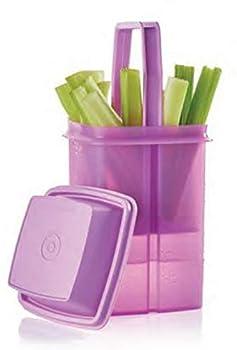Tupperware Picadilli Condiment Square Deli Container