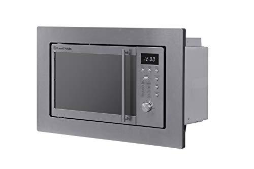 Russell Hobbs RHBM2001 20L Built In Digital 800w Solo Microwave Stainless Steel