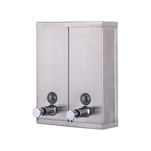 FXJ Dispensador de jabón Manual de Pared Acero Inoxidable C