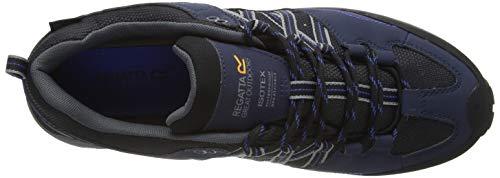 Regatta Men's Samaris Ii Low' Waterproof Breathable Lightweight Hardwearing Carbon Outsole Rubber Toe Walking Shoes