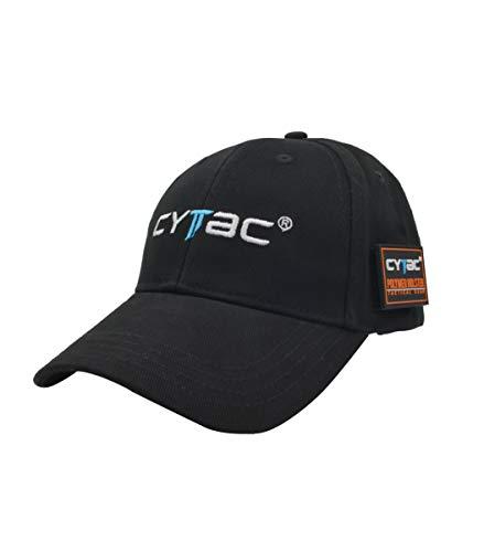 CYTAC Baseball Caps Black, Tactical Hats for Shooting, Sailing, Hunting, Hiking