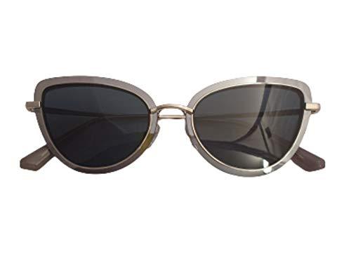BOLON Gafas de sol para mujer BL7081 A11 plateado 52