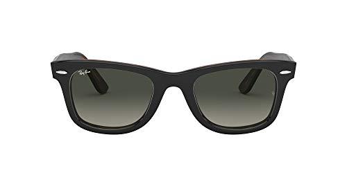 Ray-Ban Wayfarer Gafas, Gr, 52 para Hombre