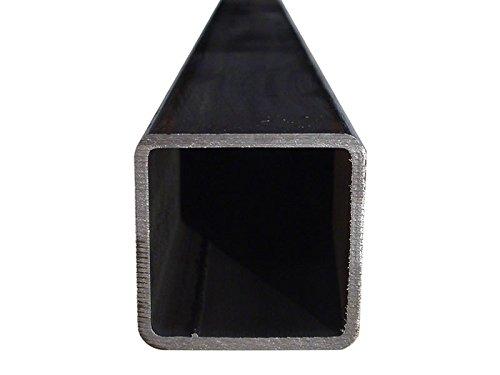 Barra quadra in ferro spessore 3 mm diverse misure (latoxlatoxspessore(40x40x3 mm))