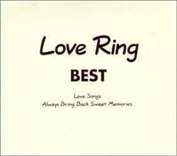 Love Ring BESTジャケット写真