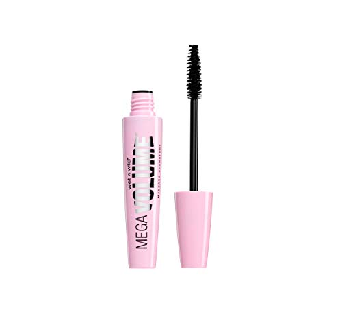 wet n wild Mega Volume Waterproof Mascara, Very Black, 0.21 Ounce