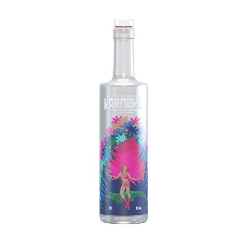 KARNEVAL VODKA Premium Wodka Made in Germany (1 x 0.5 l)