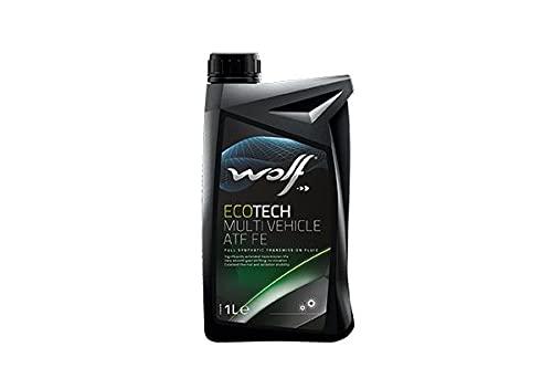 Wolf - Bidon 1 Litre d'huile de Transmission Officialtech ATF FE 1L - 8329449