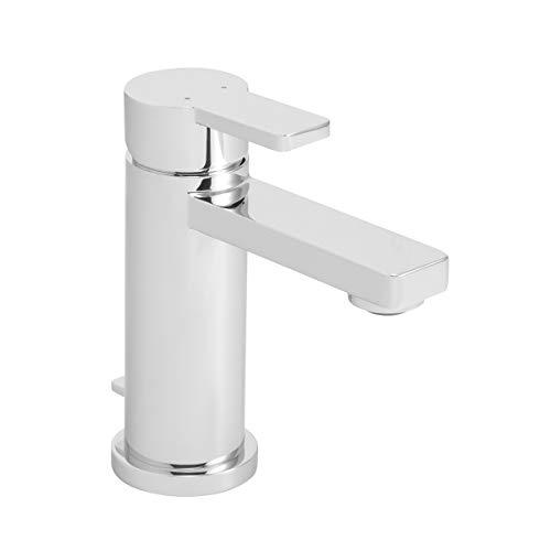 Speakman SB-2701 Vector Sink Lever, Single Hole Bathroom Faucet, Polished Chrome