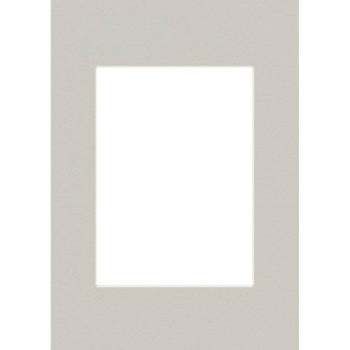 Hama Premium-Passepartout, Silbergrau, 30 x 40 cm