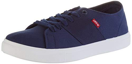 Levi's Pillsbury, Zapatillas Hombre, Azul (Navy Blue 17), 43 EU