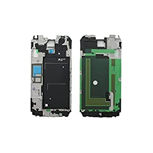HJTYQS Replacement for The Middle Frame of The LCD Front Panel housing for Samsung Galaxy S5 SM-G900F