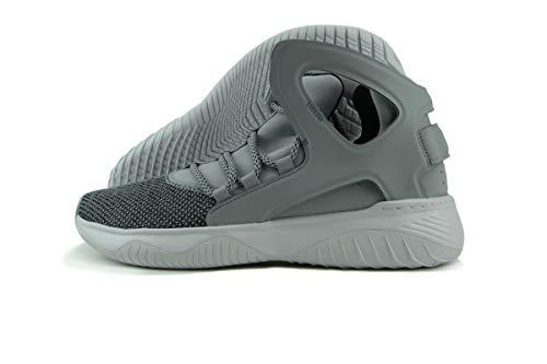 Nike Air Flight Huarache Ultra Men's Basketball Shoes Sneakers (10) Grey
