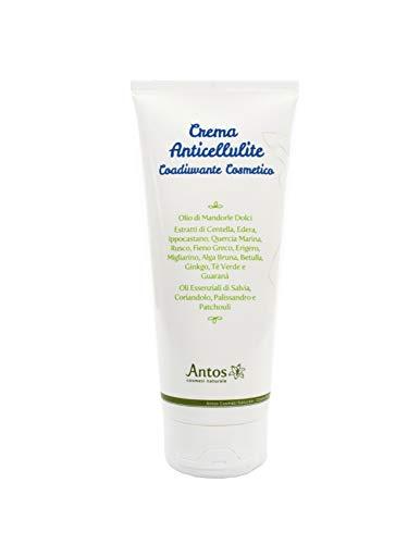 crema anticellulite antos Crema Anti Cellulite Naturale in Tubo (200 ml)