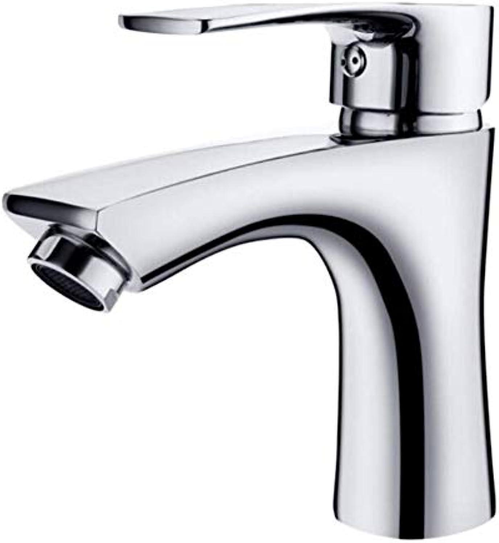 Wasserhahn Badarmaturen Küchenarmatur Waschtischarmatur Mit Zugstangekalt-Und Warmwasser Tisch Becken Wasserhahnⅰ14747