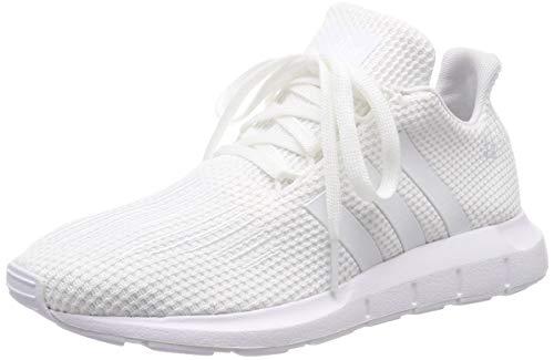 Adidas Swift Run J, Zapatillas de Gimnasia, Blanco (FTWR White/FTWR White/FTWR White FTWR White/FTWR White/FTWR White), 37 1/3 EU