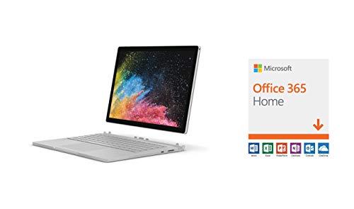 Comparison of Microsoft Surface Book 2 vs MSI GS65 Stealth-006 (GS65 Stealth-006)