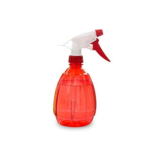 Flacon pulvérisateur vide en plastique de forme ronde Rouge 500 ml, Chine., 20ml
