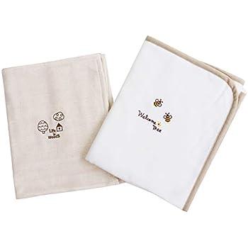 ベビー用綿毛布&タオルケットセット 日本製