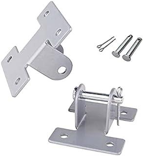 CROSYO Support de l'actionneur linéaire Matériau en métal Matériel électrique Poussoir électrique Moteur DC Moteur Portabl...