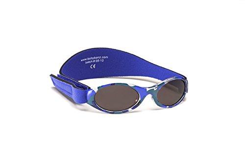 Sterntaler Banz Lunettes de Soleil Bleu 0 - 2 Ans