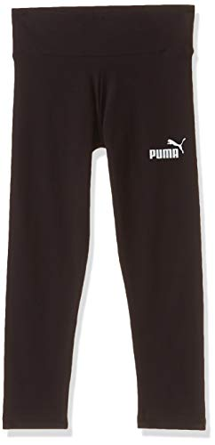 PUMA Mädchen Amplified Leggings G Black, 164