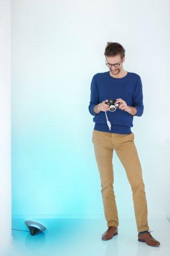 Philips Living Colors Aura, Energiesparende LED-Technologie mit 8 Watt, 16 Millionen Farben, mit Fernbedienung, schwarz 7099830PH - 9