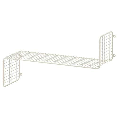 IKEA ASIA SVENSHULT - Estante de Pared, Color Blanco