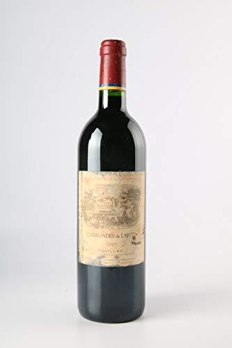 CARRUADES DE LAFITE 1995 - Second vin