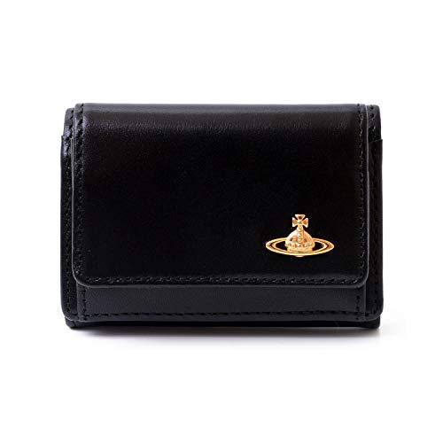VivienneWestwood(ヴィヴィアン・ウエストウッド)『ヴィンテージWATERORB三つ折り財布(3318M1J)』