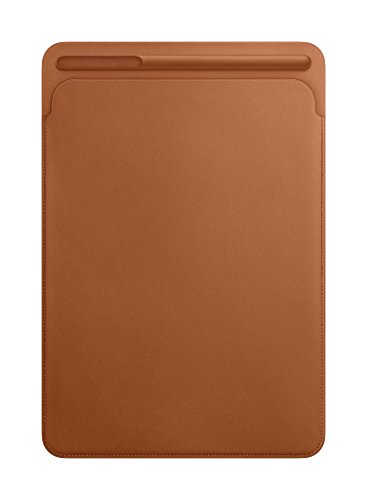 Leather Sleeve (for 10.5‑inch Apple iPad Pro) - Saddle Brown