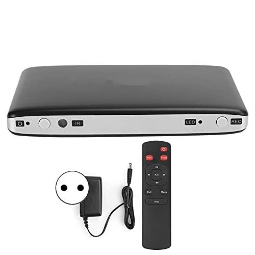 Tecnología HDMI Captura de Video HDMI Tarjeta de Captura HDMI Portátil para Reproductor de Discos BLU-Ray para PC/NB(Black, Transl)