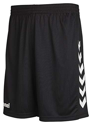 Hummel Jungen Shorts CORE POLY, Black, 140-152