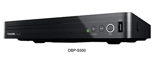 TOSHIBA(東芝)『ブルーレイディスクプレーヤー(DBP-S500)』