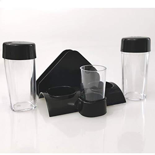 Kerafactum - Juego de mesa para menaje de mesa, 4 piezas, pi