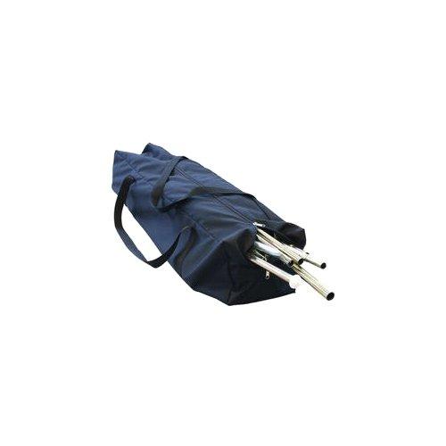 Eurotrail ETAC0146 Storage Bag for Tent Frames, Poles and Accesories, 120 x 25 x 23 centimeters, black