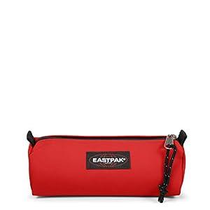 Eastpak Benchmark Single Estuches, 20 Cm, Rojo (Teasing Red)