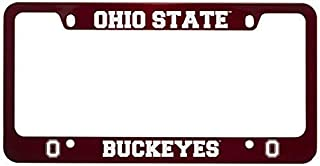 ohio state university license plate