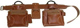 CLC Custom Leathercraft 21448 4 Piece Pro Framer's Combo System Tool Belt 15 Pocket