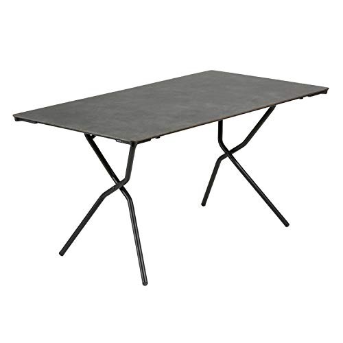 Lafuma Anytime Table Rectangulaire Mineral 179 x 79 cm