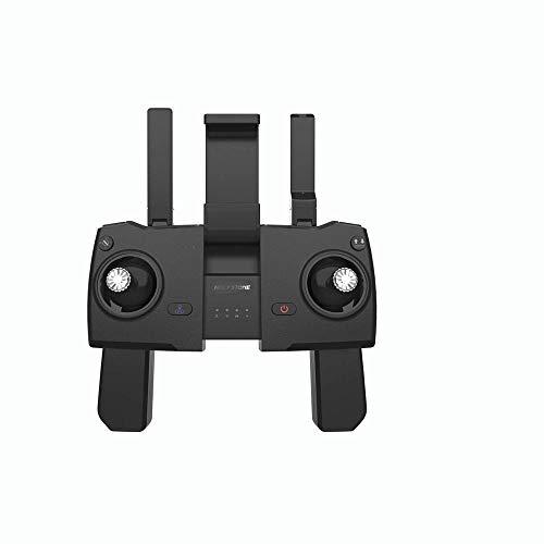 HUANRUOBAIHUO Drohnen-Fernbedienung RC Transmitter Flugsteuerung für Holy Stone HS120D RC GPS Drohne Quadrocopter Helikopter Quadcopter Quadcopter Zubehör (Farbe: Schwarz Controller)