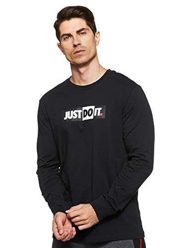 Nike Herren CK2314-010 Bluse, Negro, S