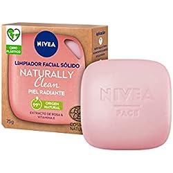 NIVEA, Limpiador natural facial sólido