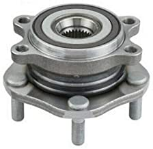 SeeParts Front Left or Right Wheel Hub Bearing Assembly Fit for Nissan Rogue 2014-2016 FWD/AWD