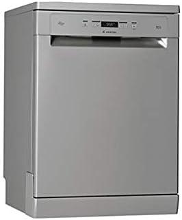 Ariston Lfo 3C23 Wf X Dishwasher 60 Cm 14 Individual Inverter - 9 Program - Silver