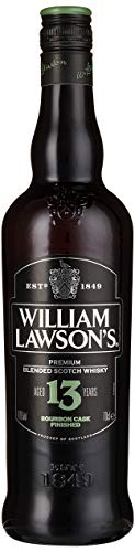 William Lawson's 13 Years Old Blended Scotch Whisky BOURBON CASK FINISHED  Whisky  (1 x 0.7 l)