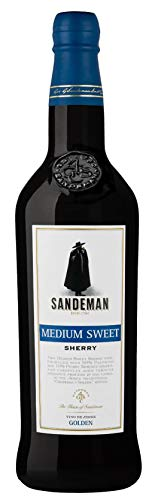 Sandeman Sherry medium sweet - 0.75 l